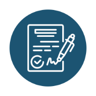 Icon of contract