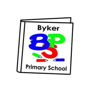 Byker primary school logo