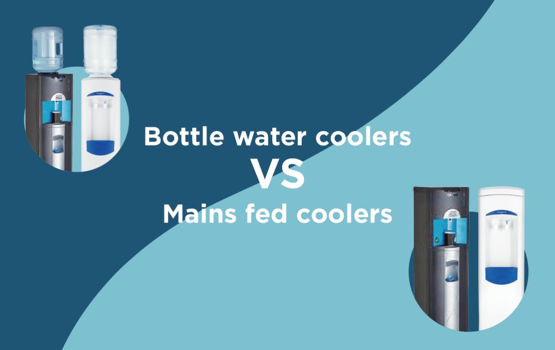 bottles water vs mains fed water banner